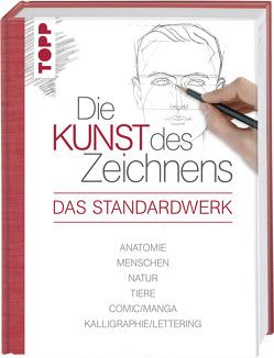 Die Kunst des Zeichnens – Das Standardwerk von frechverlag