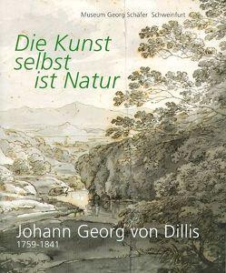 Die Kunst selbst ist Natur von Rhein,  Karin