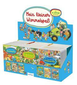 Die kunterbunte Wimmelspaß-Box von Wandrey,  Guido