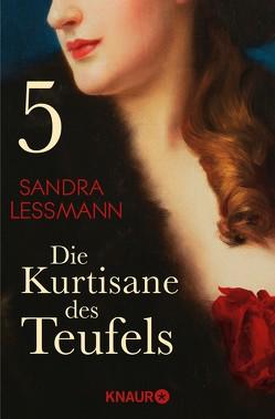 Die Kurtisane des Teufels 5 von Lessmann,  Sandra