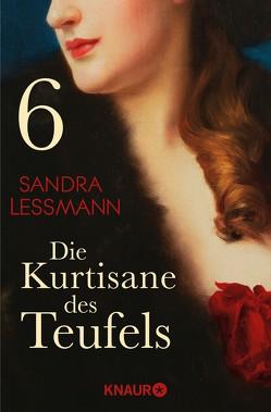Die Kurtisane des Teufels 6 von Lessmann,  Sandra