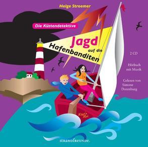 Die Küstendetektive von Dorenburg,  Simone, Stroemer,  Helge
