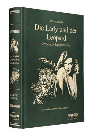 Die Lady und der Leopard von Redaktion,  Jagen Weltweit