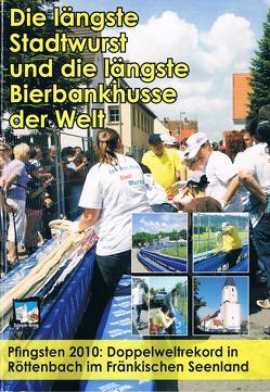 Die längste Stadtwurst der Welt von Schrenk,  Johann