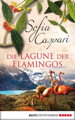 Die Lagune der Flamingos von Caspari,  Sofia