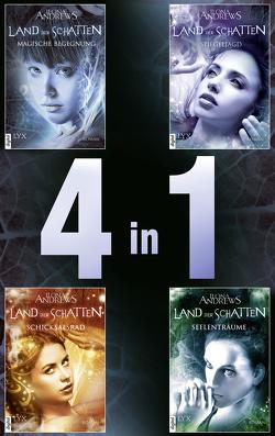 Die Land-der-Schatten-Reihe: Alle vier Romane in einem E-Book von Andrews,  Ilona, Schmitz,  Ralf