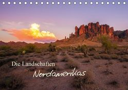 Die Landschaften Nordamerikas (Tischkalender 2019 DIN A5 quer) von Lindl,  Stefan