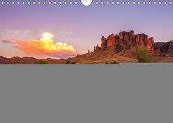 Die Landschaften Nordamerikas (Wandkalender 2019 DIN A4 quer)