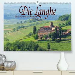 Die Langhe – Im Herzen des Piemonts (Premium, hochwertiger DIN A2 Wandkalender 2021, Kunstdruck in Hochglanz) von LianeM