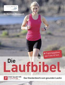 Die Laufbibel von Marquardt,  Matthias