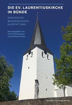 Die Ev. Laurentiuskirche in Bünde von Henselmeyer,  Ulrich, Priever,  Andreas