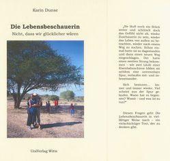 Die Lebensbeschauerin von Dunse,  Karin