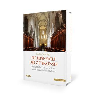 Die Lebenswelt der Zisterzienser von Chavanne,  Johannes Paul, Heim,  Maximilian, Rabel,  Magnus, Werz,  Joachim