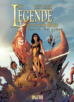 Die Legende der Drachenritter. Band 14 von Ange, Palma,  Christophe