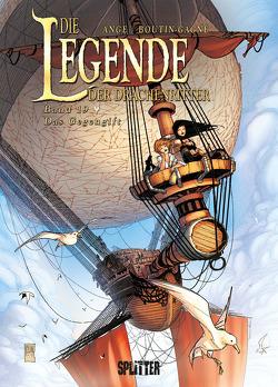 Die Legende der Drachenritter. Band 19 von Ange, Boutin-Gagné,  Patrick