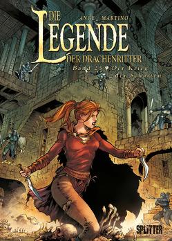 Die Legende der Drachenritter. Band 25 von Ange, Martino,  Stefano