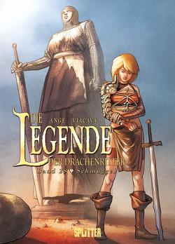 Die Legende der Drachenritter. Band 28 von Ange, Viacava,  Roberto