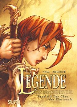 Die Legende der Drachenritter. Band 8 von Ange, Meddour,  Fabrice