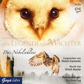 Die Legende der Wächter [13] von Kaminski,  Stefan, Lasky,  Kathryn