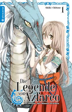 Die Legende von Azfareo 01 von Chitose,  Shiki