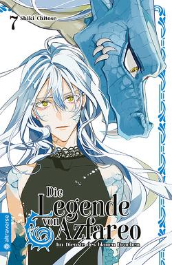 Die Legende von Azfareo 07 von Chitose,  Shiki, Ilgert,  Sakura