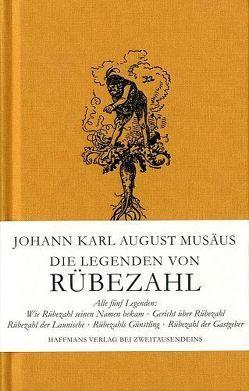 Die Legenden von Rübezahl von Eycken,  Fritz, Musäus,  Johann Karl August