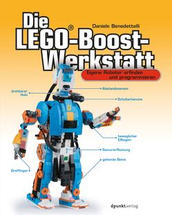 Die LEGO®-Boost-Werkstatt von Benedettelli,  Daniele, Gronau,  Volkmar