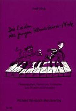 Die Leiden des jungen Klavierlehrers Nick von Nick,  Rolf