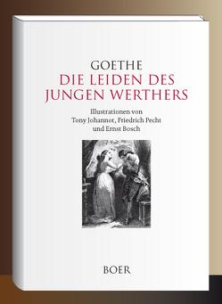 Die Leiden des jungen Werthers von Goethe,  Johann Wolfgang von