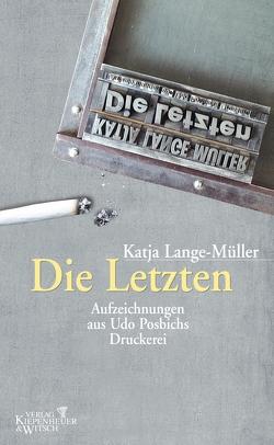 Die Letzten von Lange-Müller,  Katja