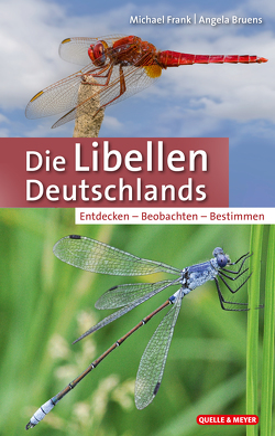 Die Libellen Deutschlands von Bruens,  Angela, Frank,  Michael
