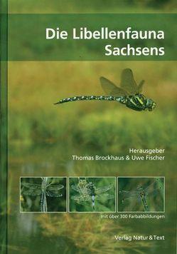 Die Libellenfauna Sachsens von Brockhaus,  Thomas, Fischer,  Uwe