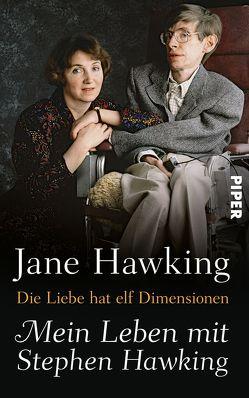 Die Liebe hat elf Dimensionen von Hawking,  Jane, Pannowitsch,  Ralf, Wagler,  Christiane