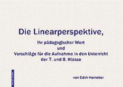 Die Linearperspektive von Horneber,  Edith