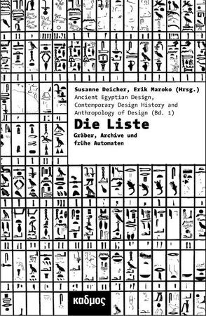 Die Liste von Deicher,  Susanne, Maroko,  Erik