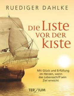 Die Liste vor der Kiste von Dahlke,  Ruediger