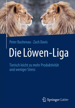 Die Löwen-Liga von Buchenau,  Peter, Davis,  Zach