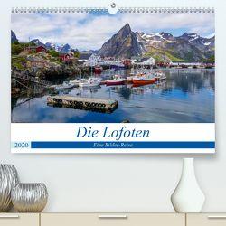 Die Lofoten – Eine Bilder-Reise (Premium, hochwertiger DIN A2 Wandkalender 2020, Kunstdruck in Hochglanz) von Heinrich,  Sebastian