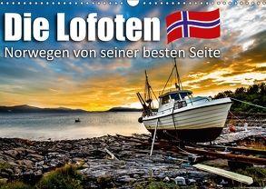 Die Lofoten – Norwegen von seiner besten Seite (Wandkalender 2018 DIN A3 quer) von Philipp,  Daniel