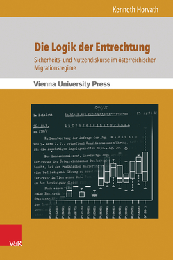 Die Logik der Entrechtung von Fassmann,  Heinz, Horvath,  Kenneth, Potz,  Richard, Weiss,  Hildegard