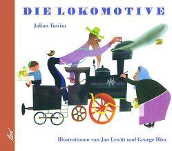 Die Lokomotive von Him,  George, Krüss,  James, Lewitt,  Jan, Tuwim,  Julian