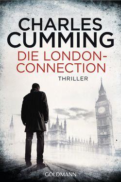 Die London Connection von Bonné,  Eva, Cumming,  Charles