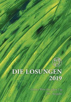 Die Losungen 2019. Deutschland / Die Losungen 2019