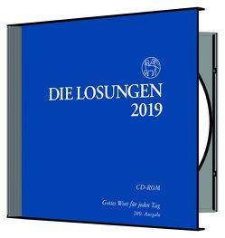 Die Losungen 2019. Deutschland / Losungs-CD