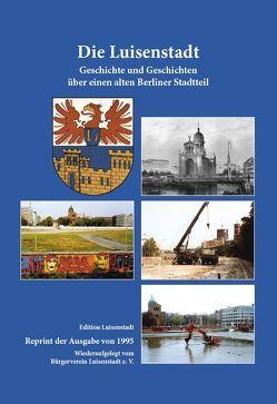 Die Luisenstadt von Eberhardt,  Frank, Loeffler,  Stefan