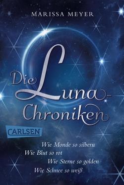 Die Luna-Chroniken: Alle vier märchenhaften Bände als E-Box! von Arlt,  Bettina, Becker,  Astrid, Meyer,  Marissa