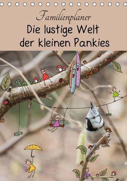 Die lustige Welt der kleinen Pankies (Tischkalender 2019 DIN A5 hoch) von Lagenkamp,  Heike