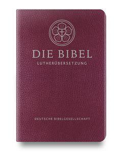 Lutherbibel – Senfkornausgabe mit Reißverschluss von Luther,  Martin
