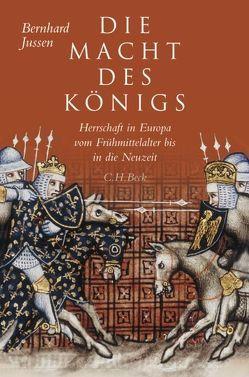 Die Macht des Königs von Jussen,  Bernhard