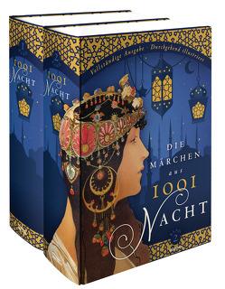 Die Märchen aus 1001 Nacht – Vollständige Ausgabe (2 Bände) von Weil,  Gustav